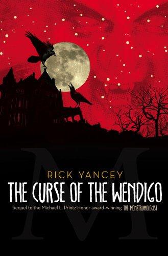 Curse of the Wendigo  N/A edition cover