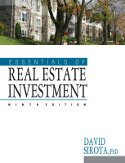 Essentials of Real Estate Investment   2010 edition cover