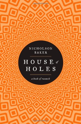 House of Holes A Book of Raunch  2011 edition cover