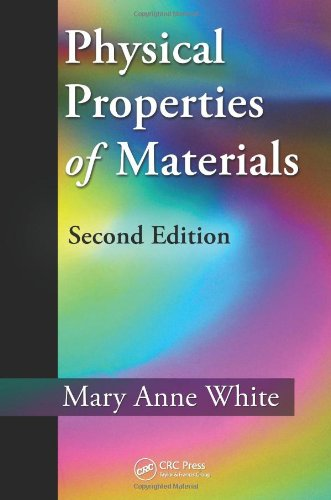 Physical Properties of Materials  2nd 2011 (Revised) edition cover