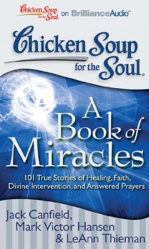 A Book of Miracles: 101 True Stories of Healing, Faith, Divine Intervention, and Answered Prayers; Library Edition  2012 edition cover