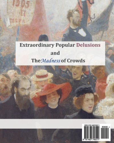 Extraordinary Popular Delusions and the Madness of Crowds  N/A edition cover