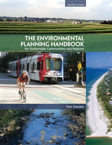 Environmental Planning Handbook for Sustainable Communities and Regions  2nd 2014 edition cover