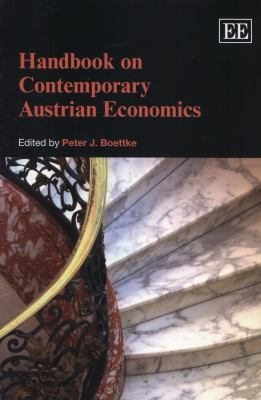 Handbook on Contemporary Austrian Economics   2012 edition cover