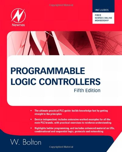 Programmable Logic Controllers  5th 2009 edition cover