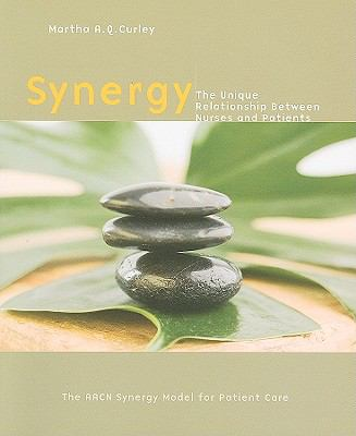 Synergy The Unique Relationship Between Nurses and Patients  2007 edition cover