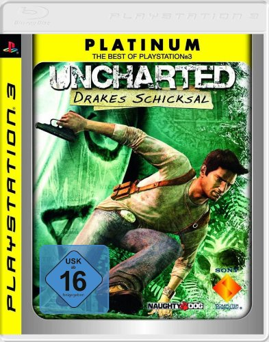 Uncharted - Drakes Schicksal [Software Pyramide] PlayStation 3 artwork