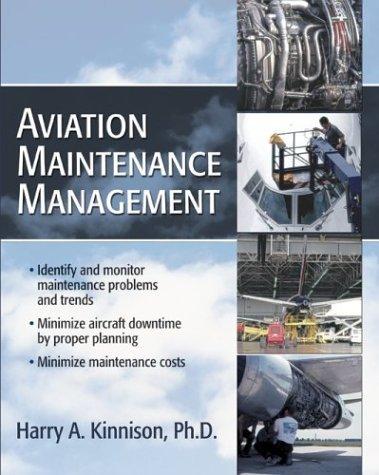Aviation Maintenance Management   2004 9780071422512 Front Cover