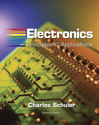Electronics Principles and Applications 7th 2008 edition cover