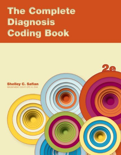 Complete Diagnosis Coding Book  2nd 2012 edition cover