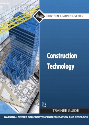 Construction Technology  3rd 2010 edition cover