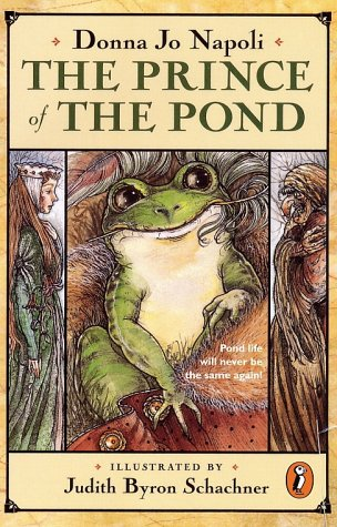 Prince of the Pond Otherwise Known As de Fawg Pin  1994 edition cover