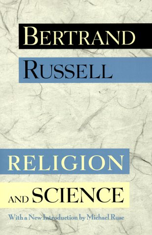 Religion and Science With a New Introduction 2nd 1997 (Revised) edition cover