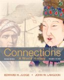 Connections A World History 2nd 2012 edition cover