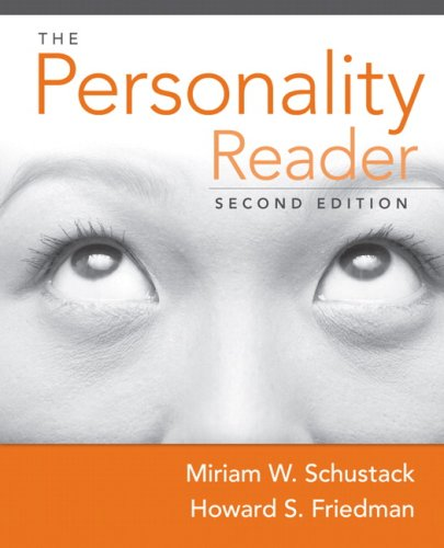 Personality Reader  2nd 2008 (Revised) edition cover