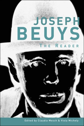 Joseph Beuys The Reader  2007 edition cover