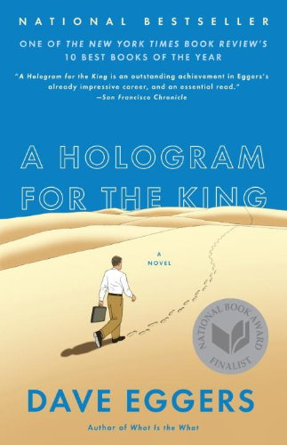 Hologram for the King   2013 edition cover