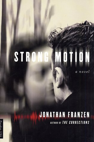 Strong Motion A Novel  1978 (Revised) edition cover