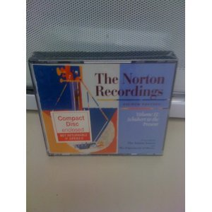 Norton Recordings to Accompany the Norton Scores and the Enjoyment of Music 8th 1999 edition cover