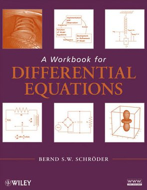 Workbook for Differential Equations   2010 edition cover