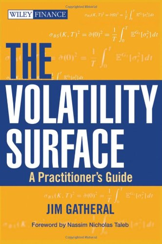 Volatility Surface A Practitioner's Guide  2006 edition cover