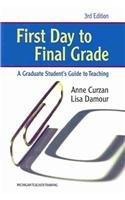 First Day to Final Grade, Third Edition A Graduate Student's Guide to Teaching  2011 edition cover