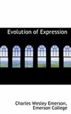 Evolution of Expression:   2008 edition cover