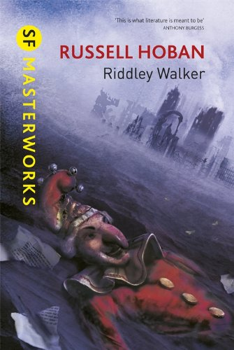 Riddley Walker   2012 edition cover