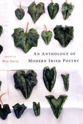 Anthology of Modern Irish Poetry   2010 9780674049512 Front Cover