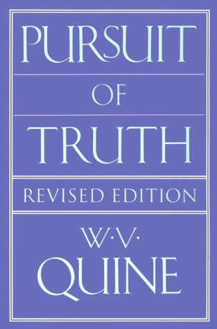 Pursuit of Truth  2nd 1992 (Revised) edition cover