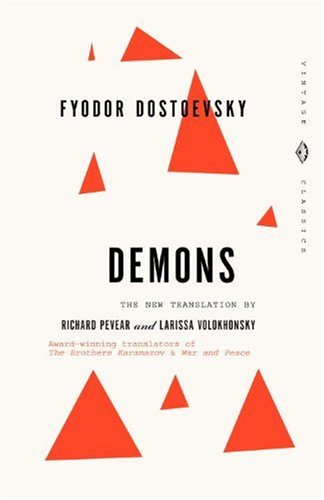 Demons  N/A edition cover