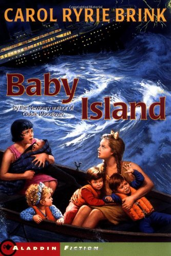 Baby Island   1993 (Reprint) edition cover