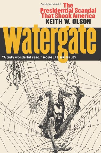 Watergate The Presidential Scandal That Shook America  2003 edition cover