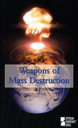 Weapons of Mass Destruction   2005 9780737722512 Front Cover