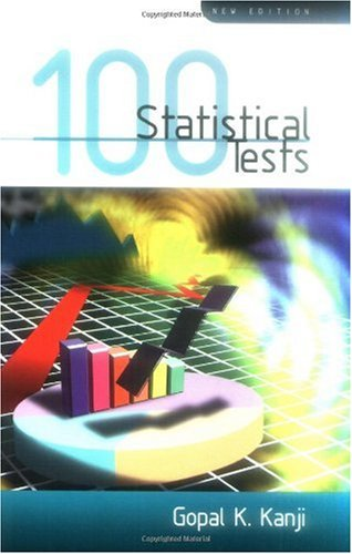 100 Statistical Tests  2nd 1999 (Revised) 9780761961512 Front Cover