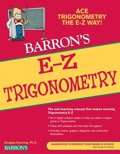 E-Z Trigonometry  4th 2009 (Revised) edition cover