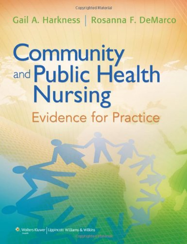 Community and Public Health Nursing Evidence for Practice  2008 edition cover