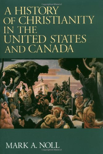 History of Christianity in the United States and Canada   1992 edition cover
