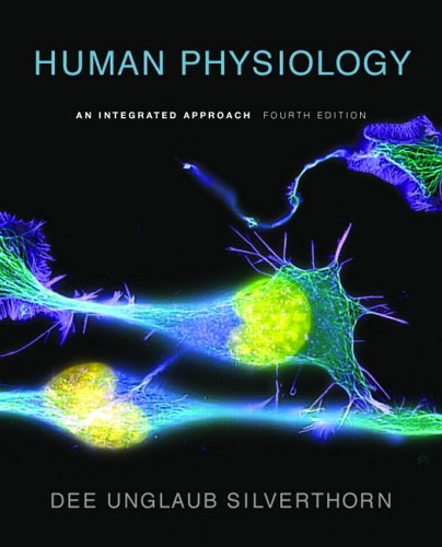 Human Physiology An Integrated Approach 4th 2007 (Revised) edition cover