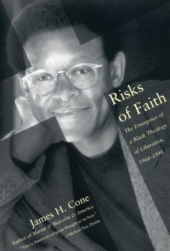 Risks of Faith The Emergence of a Black Theology of Liberation, 1968-1998  2000 edition cover