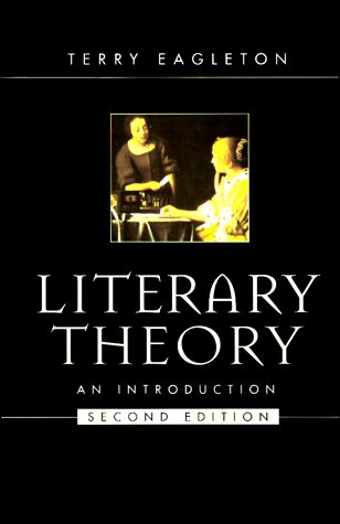 Literary Theory An Introduction 2nd 1996 (Revised) edition cover