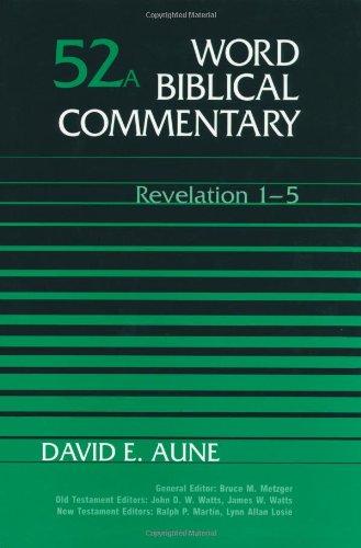 Revelation   1997 edition cover
