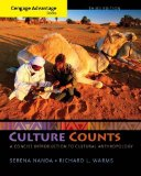 Culture Counts: A Concise Introduction to Cultural Anthropology  2014 9781285738512 Front Cover