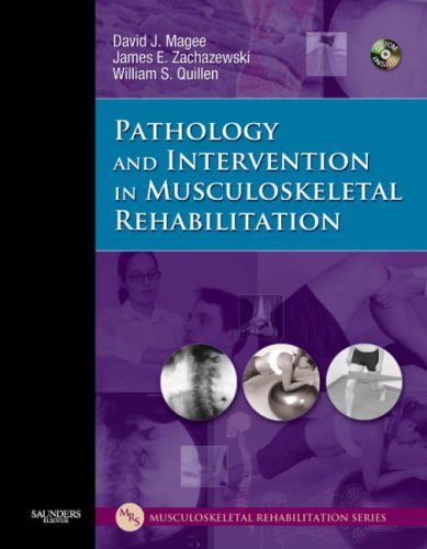 Pathology and Intervention in Musculoskeletal Rehabilitation   2008 edition cover