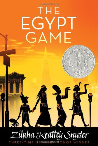 Egypt Game  N/A edition cover