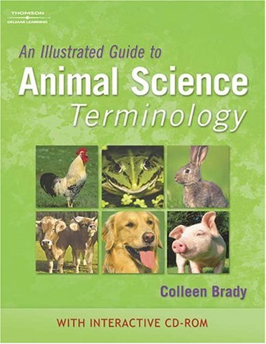 Illustrated Guide to Animal Science Terminology   2008 edition cover