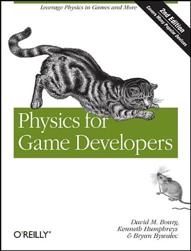 Physics for Game Developers Science, Math, and Code for Realistic Effects 2nd 2012 edition cover