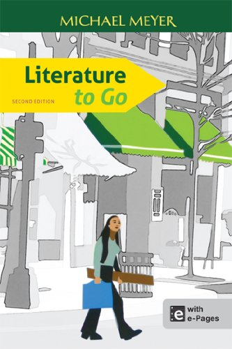 Literature to Go  2nd 2014 9781457650512 Front Cover