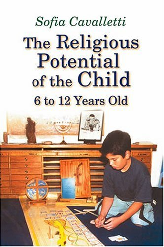 Religious Potential of the Child, 6 to 12 Years Old  2002 edition cover