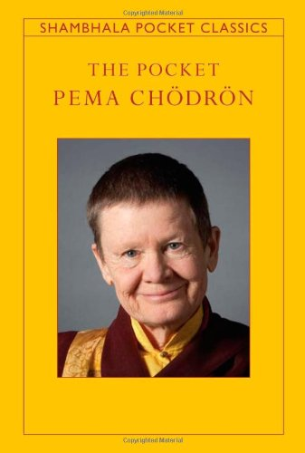Pocket Pema Chodron   2008 edition cover